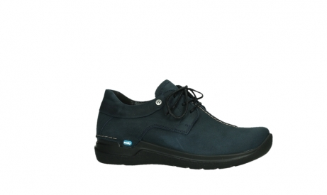 wolky lace up shoes 06603 wasco 11800 blue nubuck_2