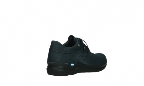 wolky lace up shoes 06603 wasco 11800 blue nubuck_22