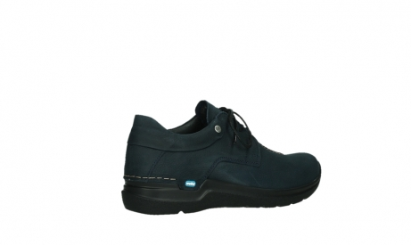 wolky lace up shoes 06603 wasco 11800 blue nubuck_23