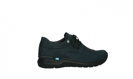 wolky lace up shoes 06603 wasco 11800 blue nubuck_24