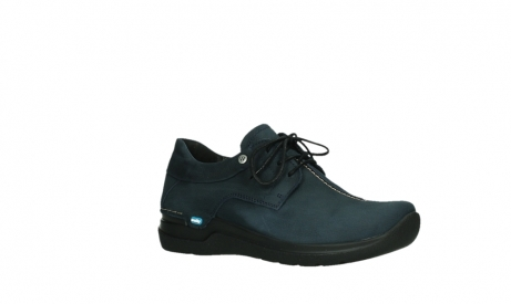 wolky lace up shoes 06603 wasco 11800 blue nubuck_3