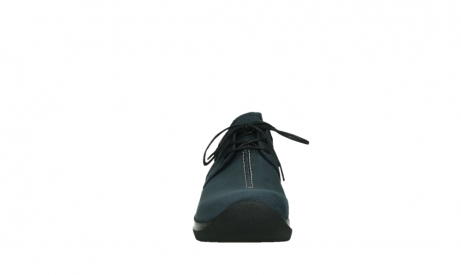 wolky lace up shoes 06603 wasco 11800 blue nubuck_7
