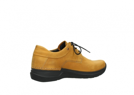 wolky veterschoenen 06603 wasco 11932 curry nubuck_11