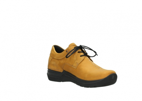 wolky veterschoenen 06603 wasco 11932 curry nubuck_16