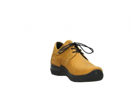 wolky veterschoenen 06603 wasco 11932 curry nubuck_17