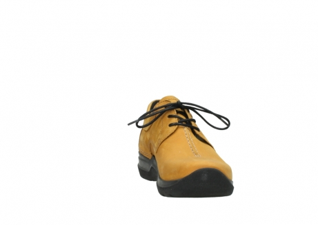 wolky veterschoenen 06603 wasco 11932 curry nubuck_18