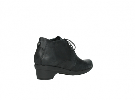 wolky chaussures a lacets 07653 montana 10210 cuir anthrancite_10