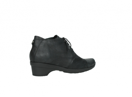 wolky chaussures a lacets 07653 montana 10210 cuir anthrancite_11