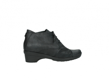 wolky chaussures a lacets 07653 montana 10210 cuir anthrancite_12