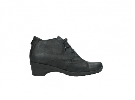 wolky chaussures a lacets 07653 montana 10210 cuir anthrancite_13