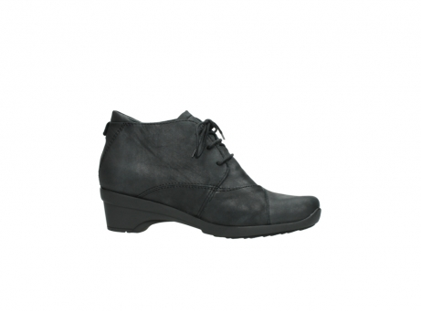 wolky chaussures a lacets 07653 montana 10210 cuir anthrancite_14