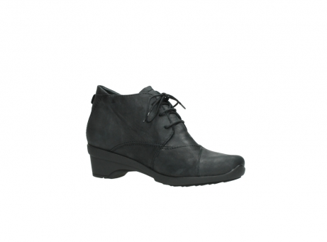 wolky chaussures a lacets 07653 montana 10210 cuir anthrancite_15