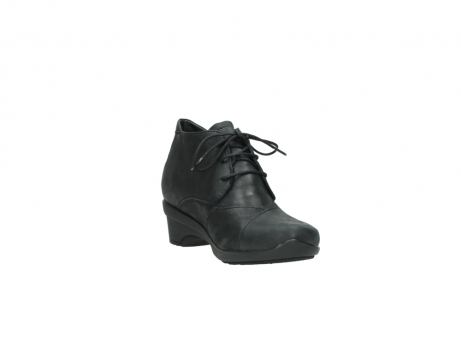 wolky chaussures a lacets 07653 montana 10210 cuir anthrancite_17