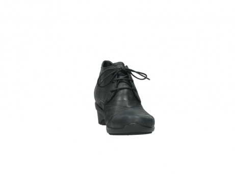 wolky chaussures a lacets 07653 montana 10210 cuir anthrancite_18