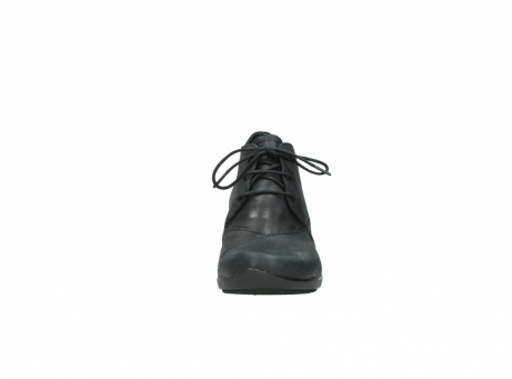 wolky chaussures a lacets 07653 montana 10210 cuir anthrancite_19