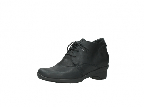 wolky chaussures a lacets 07653 montana 10210 cuir anthrancite_23