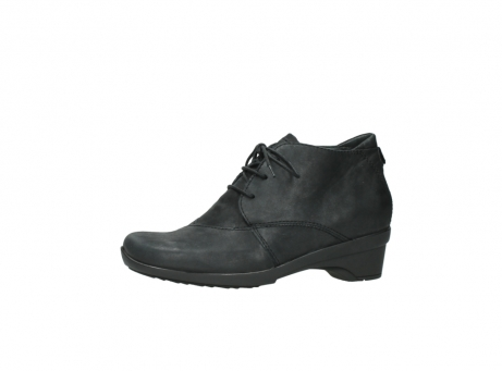 wolky chaussures a lacets 07653 montana 10210 cuir anthrancite_24