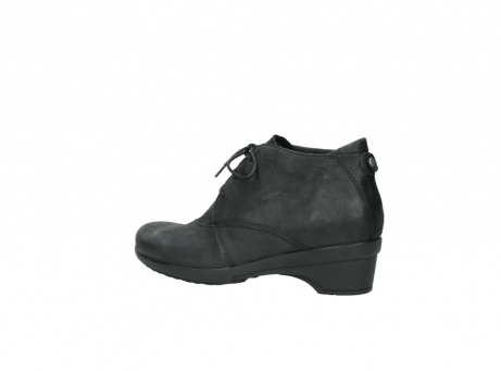 wolky chaussures a lacets 07653 montana 10210 cuir anthrancite_3