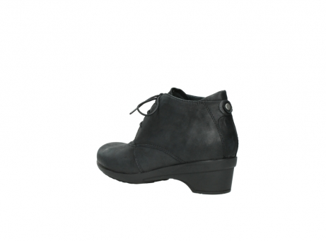 wolky chaussures a lacets 07653 montana 10210 cuir anthrancite_4