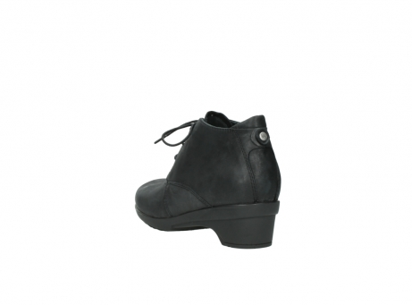 wolky chaussures a lacets 07653 montana 10210 cuir anthrancite_5