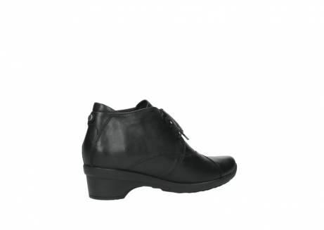 wolky lace up shoes 07653 montana 20000 black leather_11