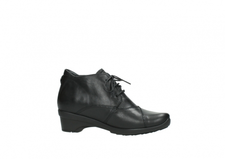 wolky lace up shoes 07653 montana 20000 black leather_14