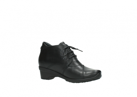 wolky lace up shoes 07653 montana 20000 black leather_15