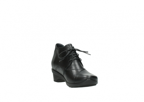 wolky lace up shoes 07653 montana 20000 black leather_17