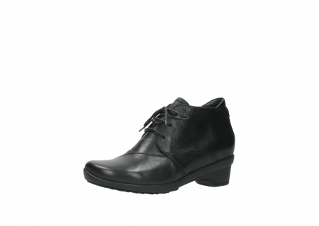 wolky lace up shoes 07653 montana 20000 black leather_23