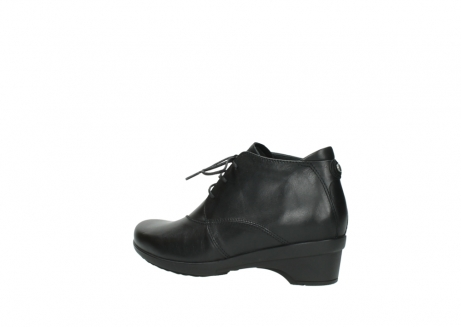 wolky lace up shoes 07653 montana 20000 black leather_3
