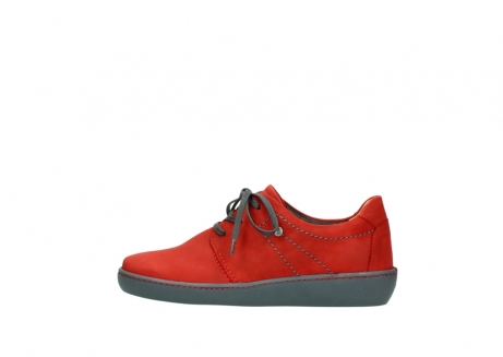 wolky lace up shoes 08125 artemis 50500 red oiled nubuck_1