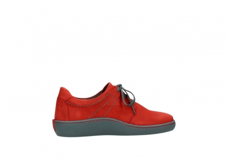 wolky lace up shoes 08125 artemis 50500 red oiled nubuck_12