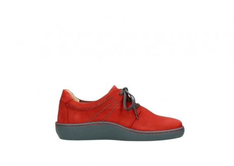 wolky lace up shoes 08125 artemis 50500 red oiled nubuck_13