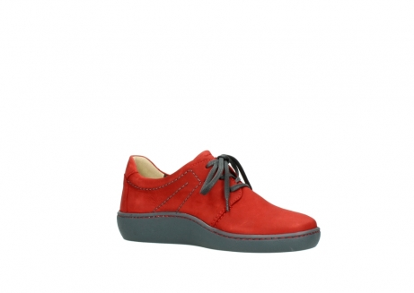 wolky lace up shoes 08125 artemis 50500 red oiled nubuck_15