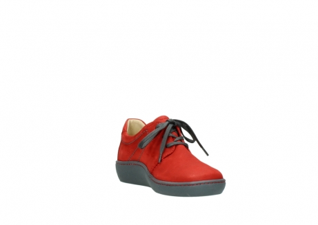 wolky lace up shoes 08125 artemis 50500 red oiled nubuck_17
