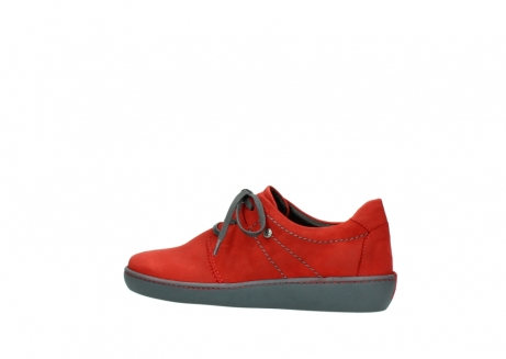 wolky lace up shoes 08125 artemis 50500 red oiled nubuck_2
