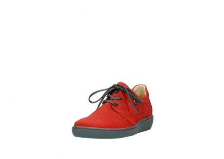 wolky lace up shoes 08125 artemis 50500 red oiled nubuck_21