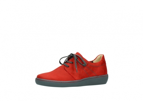 wolky lace up shoes 08125 artemis 50500 red oiled nubuck_23