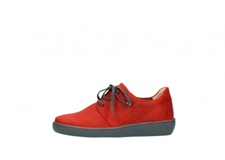 wolky lace up shoes 08125 artemis 50500 red oiled nubuck_24