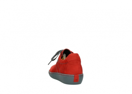 wolky lace up shoes 08125 artemis 50500 red oiled nubuck_6