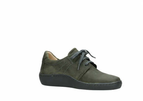 wolky chaussures a lacets 08125 artemis 50730 cuir vert_15