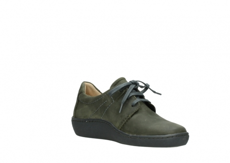 wolky chaussures a lacets 08125 artemis 50730 cuir vert_16