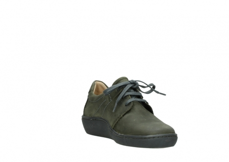 wolky chaussures a lacets 08125 artemis 50730 cuir vert_17