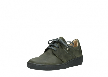 wolky chaussures a lacets 08125 artemis 50730 cuir vert_22