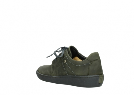 wolky chaussures a lacets 08125 artemis 50730 cuir vert_4