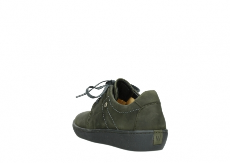 wolky chaussures a lacets 08125 artemis 50730 cuir vert_5