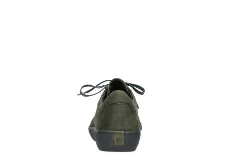 wolky chaussures a lacets 08125 artemis 50730 cuir vert_7