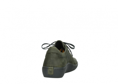 wolky chaussures a lacets 08125 artemis 50730 cuir vert_8