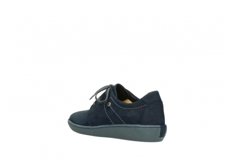 wolky lace up shoes 08125 artemis 50800 blue oiled nubuck_4