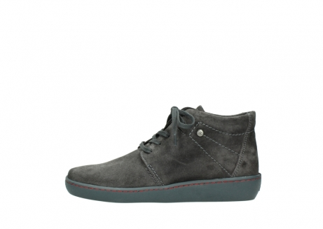 wolky lace up shoes 08126 babylon 40210 anthracite suede_1